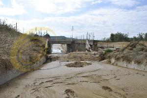 Il giorno dopo l'alluvione del Metapontino - 8 ottobre 2013 (foto SassiLand) - Matera