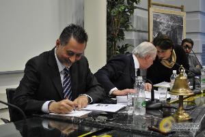 Consiglio camerale - 4 aprile 2014 (foto SassiLand) - Matera