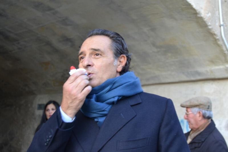 USSI, Cesare Prandelli suona il Cucù (foto Francesco Calia)