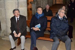 USSI, Cesare Prandelli e Franco Selvaggi (foto Francesco Calia)