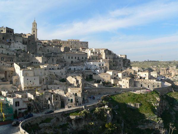Sassi di Matera (foto Raffaele Contini)