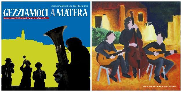 Jazz Festival di Basilicata XXI edizione 2008 - G E Z Z I A M O C I A M A T E R A