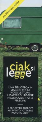 CIAK SI LEGGE - Matera
