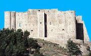Castello del Malconsiglio a Miglionico - Matera