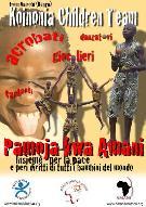 Pamoja Kwa Amani - <font color=#CC0000>ANNULLATO</font> - Matera