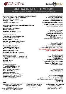 VOILA' TOUR - Matera