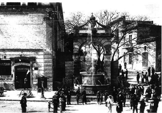 Sarà il presidente della Camera Gianfranco Fini ad inaugurare la Fontana Ferdinandea