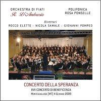 Concerto della Speranza 2009
