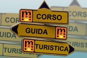 Gli Itinerari del 1° corso di preparazione all´esame di guida turistica