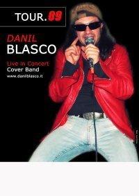 Danil Blasco in Piazza Ripoli a Policoro