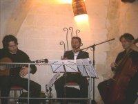 Tico trio in concerto al Cinetix