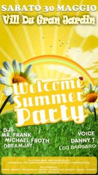 WELCOME SUMMER PARTY