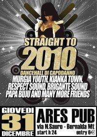 CAPODANNO 2010 INNA DANCE HALL STYLE @ARES DISCO PUB