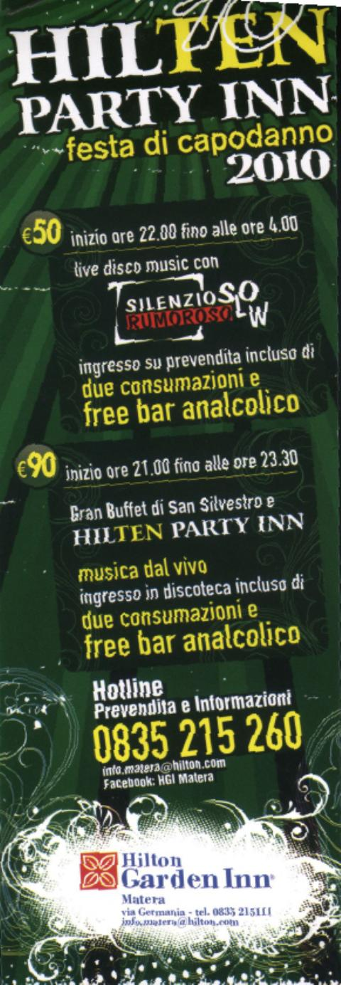 HILTEN PARTY INN