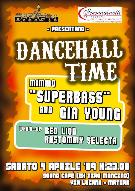 DANCEHALL TIME - Matera