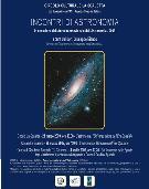 Incontri di Astronomia - Matera