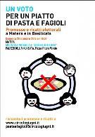 Un voto per un piatto di pasta e fagioli: promesse e ricatti elettorali a Matera ed in Basilicata - Matera
