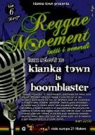 REGGAE MOVEMENT - Matera