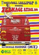 TENAGE ATTACK FESTIVAL - Matera