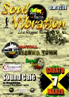 Soul Vibration e Kianka Town - Matera
