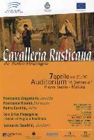 CAVALLERIA RUSTICANA  - Matera