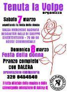 Festa della donna - Matera