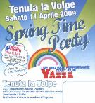 Spring Night Party - Matera