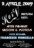 After Midnight Groove & Motion - Matera