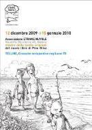 Pino Oliva: esposizione tavole originali del libro TELLINE - Matera