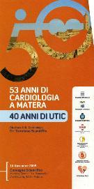 Convegno a Matera il 13 e 14 novembre sui 53 anni di Cardiologia  - Matera