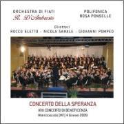 Concerto della Speranza 2009  - Matera