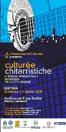 Festival Internazione di chitarra della città dei Sassi - Edizione 2009  - Matera
