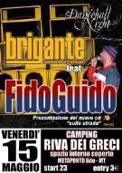 Brigante sound ospita Fido Guido - Matera