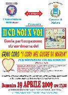IL CD NOI X VOI - Matera