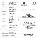 FESTA DELLA MUSICA - Matera