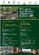 XV GIORNATA DELLE PRO LOCO E PREMIO UNPLI BASILICATA 2009 - Matera