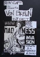 KEIV CAFE' PRESENTA VON BRAUN DJ SET - Matera