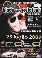 Dj Blade from Jestofunk - Matera
