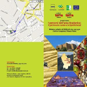 I percorsi dell area bradanica: il patrimonio rurale e le tipicità locali - Matera