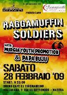 RAGGAMUFFIN SOLDIERS - Matera