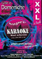 KARAOKE PRESSO XXL CLUB - Matera
