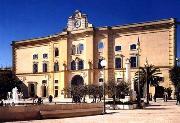 Palazzo dell'annunziata - Biblioteca - Matera