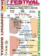 Festival internazionale delle torri umane - Matera