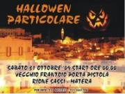 HALLOWEEN PARTICOLARE - Matera