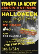 HALLOWEEN NIGHT PARTY - Matera