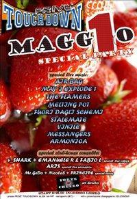 1 ° MAGGIO special party
