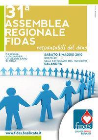 31° Assemblea Regionale Fidas