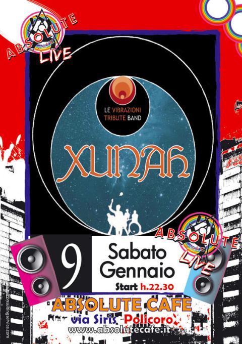 Hunah - Cover Band Le Vibrazioni