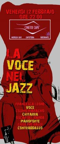 La voce nel jazz