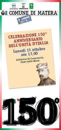 150° anniversario dell´Unità d´Italia